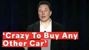 Elon Musk: Buying Anything Other Than A Tesla 'Will Be Like Owning A Horse In 3 Years' [Video]