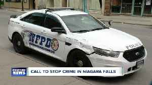 Niagara Falls community leaders working together to combat crime [Video]