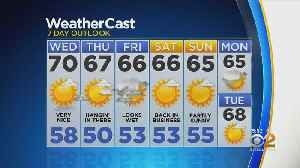 New York Weather: CBS2 4/23 Evening Forecast at 5PM [Video]