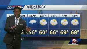 Highs will be in 60s for your Wednesday [Video]