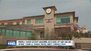 Nearly 8,000 scout leaders accused of sex abuse [Video]
