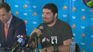 Wisconsin Man Claims $768M Lottery Ticket [Video]