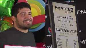Winner of $768.4M Powerball Jackpot is 24-Year-Old Wisconsin Man [Video]
