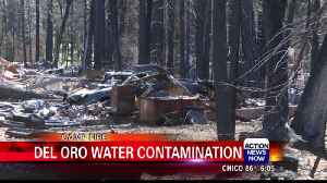 Camp fire survivor expresses concern over water contamination [Video]
