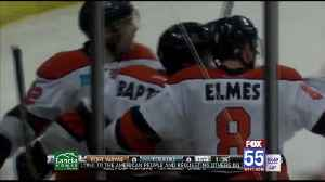 Komets Gearing up for Game Six with Walleye [Video]
