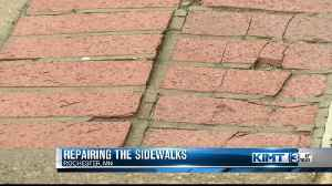 City of Rochester looking to repair the sidewalks [Video]