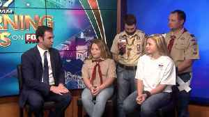 Scouts BSA Open house [Video]
