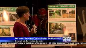 Multistate Trust removes contaminated soil from Kerr-McGee site [Video]