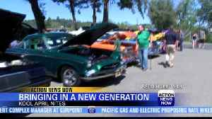Preparing a new generation of car enthusiast [Video]