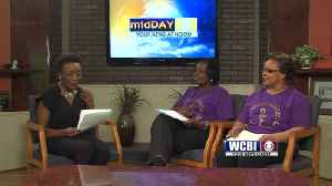 Midday Guests 4/23/19  - 5K Sickle Cell Awareness Walk/Run [Video]