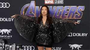 Ming-Na Wen 'Avengers: Endgame' World Premiere Purple Carpet [Video]