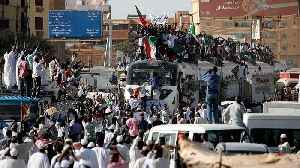 Hundreds more protesters join demonstrations in Sudan's capital [Video]