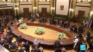 African leaders say transition to civilian council in Sudan should take place in three months [Video]