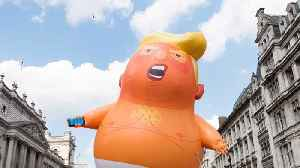 A Giant Trump Baby Blimp Could Grow Five Times As Big [Video]