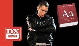 Eminem's 'Stan' Slang Officially Added To Merriam-Webster Dictionary [Video]