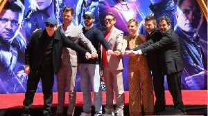 'Avengers: Endgame' Has Record Opening Day In China [Video]
