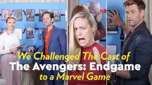 The Avengers: Endgame Cast Tried to Rank All 22 Marvel Movies in Order, and It Was a Hilarious Disaster [Video]