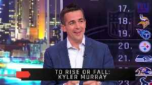 Is Kyler Murray Really The Clear Cut Number One Overall Pick? [Video]