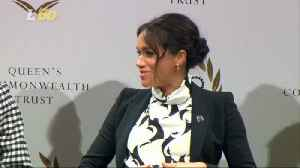 Will Meghan Markle Take An 'American' Maternity Leave? [Video]
