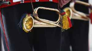 A Trumpet Played At Prince Harry And Meghan Markle's Wedding Is Up For Sale On eBay [Video]
