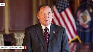 Utah Gov. Gary Herbert Undergoes Treatment For Skin Cancer [Video]