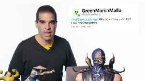 Ed Boon Answers Mortal Kombat 11 Questions From Twitter [Video]