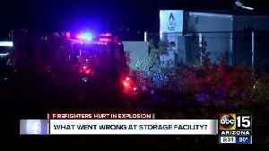 Corporation commission questions APS about battery facility explosion [Video]