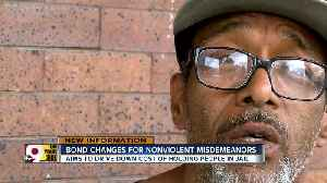 Suspects in violent misdemeanors no longer need to post monetary bail [Video]