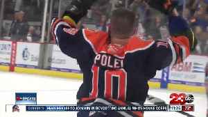 Condors beat Eagles in first home Calder Cup Playoff game [Video]