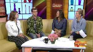 "News video: ""Oh My Gosh!"" It's Charlie Berens!"