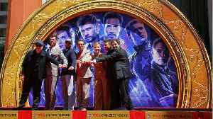 'Avengers: Endgame' Breaks Record In China [Video]