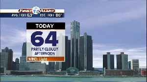 Mild and sunny today [Video]