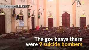 Details about Sri Lanka's 'well-educated' bombers emerge [Video]