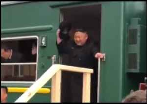 Kim Jong-un Arrives in Vladivostok for Meeting With Vladimir Putin [Video]
