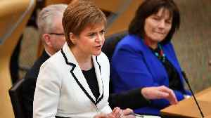 Scotland's Leader Outlines Plans For A Second Independence Vote [Video]