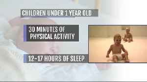 Ask Dr. Nandi: Exercise, sleep, screens – New guidelines for children under 5 [Video]