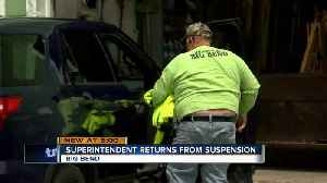 Big Bend Public Works Superintendent back to work after suspension for sexual harassment claims [Video]