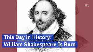The History Of The Worlds Most Famous Playwright [Video]