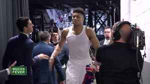Bucks getting ready for round two [Video]