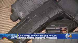 Large-Capacity Magazine Ban Issue Taken Up By State Supreme Court [Video]