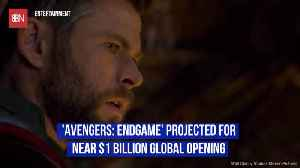 The New Avengers Movie Is Going To Make Very Big Bucks [Video]