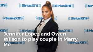 Jennifer Lopez And Owen Wilson Together In A Movie [Video]