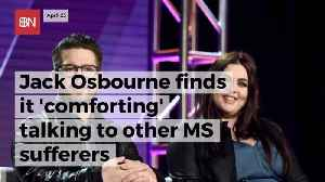 Jack Osbourne Opens Up About MS [Video]