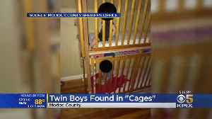 Two Children Found Locked In Wooden Cages By Parents In Modoc County [Video]