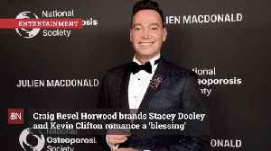 Craig Revel Horwood Gives His Seal Of Approval On This Relationship [Video]
