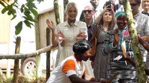 Ivanka Trump's Presence Delights The Ivory Coast [Video]