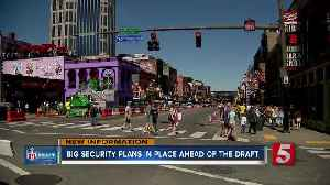 Davidson County Sheriff discusses security challenges of NFL Draft [Video]
