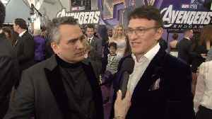 'Avengers: Endgame' Premiere: Directors Joe and Anthony Russo [Video]