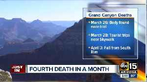 Woman falls to her death at Grand Canyon [Video]