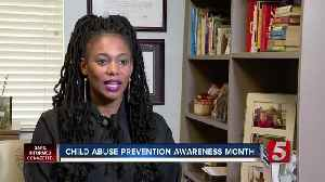 Local organizations work to spread information about Child Abuse Prevention Awareness Month [Video]